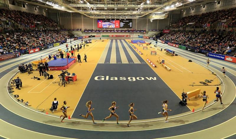 British indoor athletics championships scrapped due to Covid