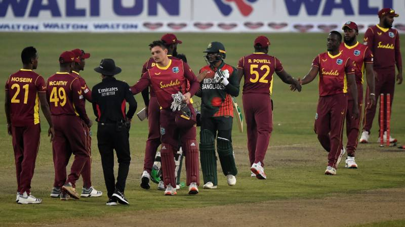 Clinical Bangladesh seal series win over West Indies