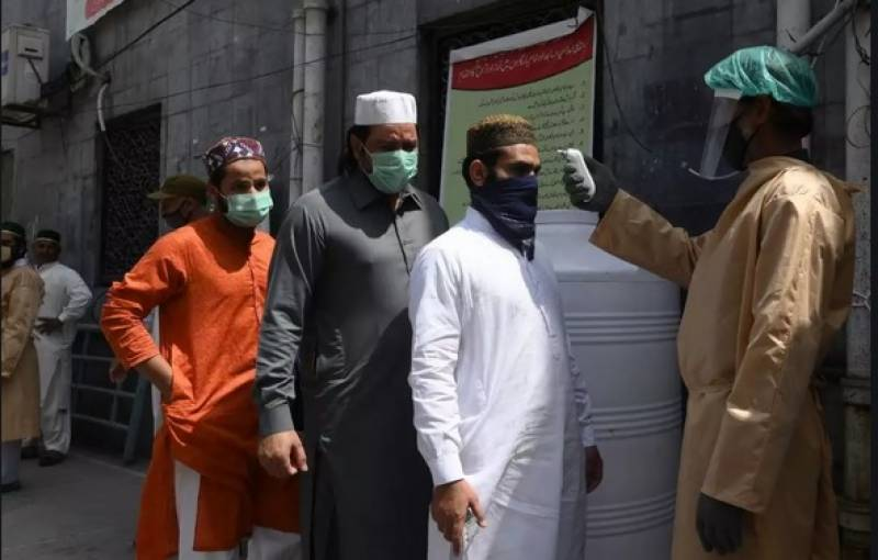 Pakistan posts 47 deaths by coronavirus, 1,745 new infections