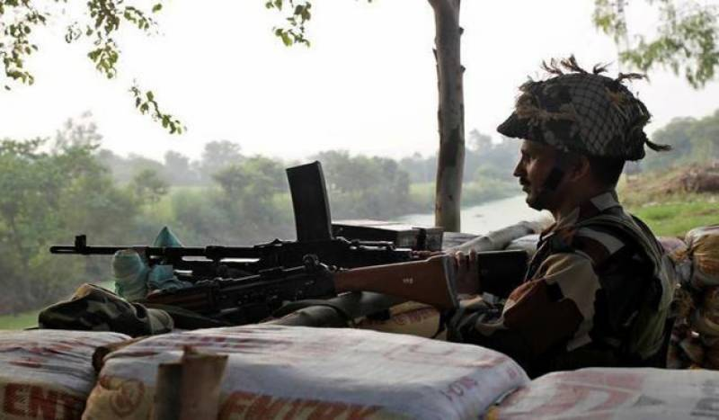 Teen girl injured in unprovoked Indian firing on Pakistani village
