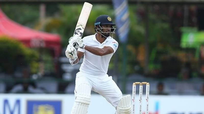 Mathews ton lifts Sri Lanka to 229-4 on day one of second England Test