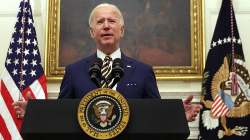 Biden administration to review troop withdrawal deal with Taliban