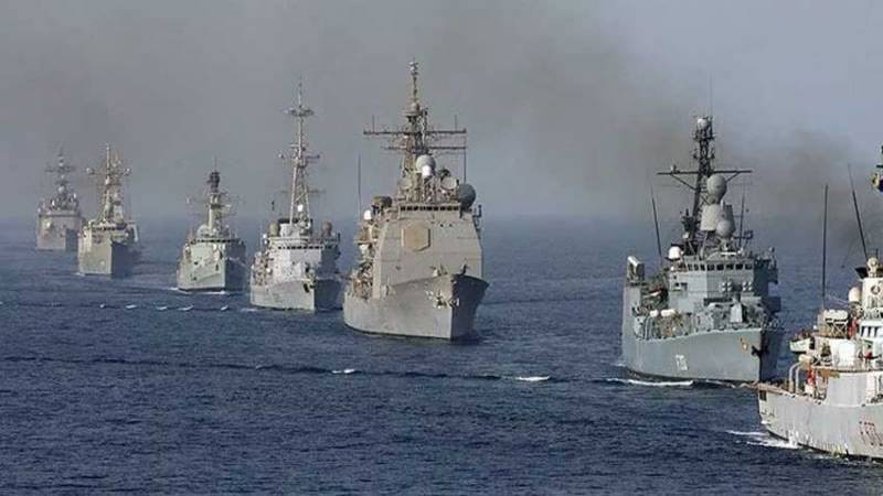 Pakistan Navy's Aman-21 exercise to host 40 countries