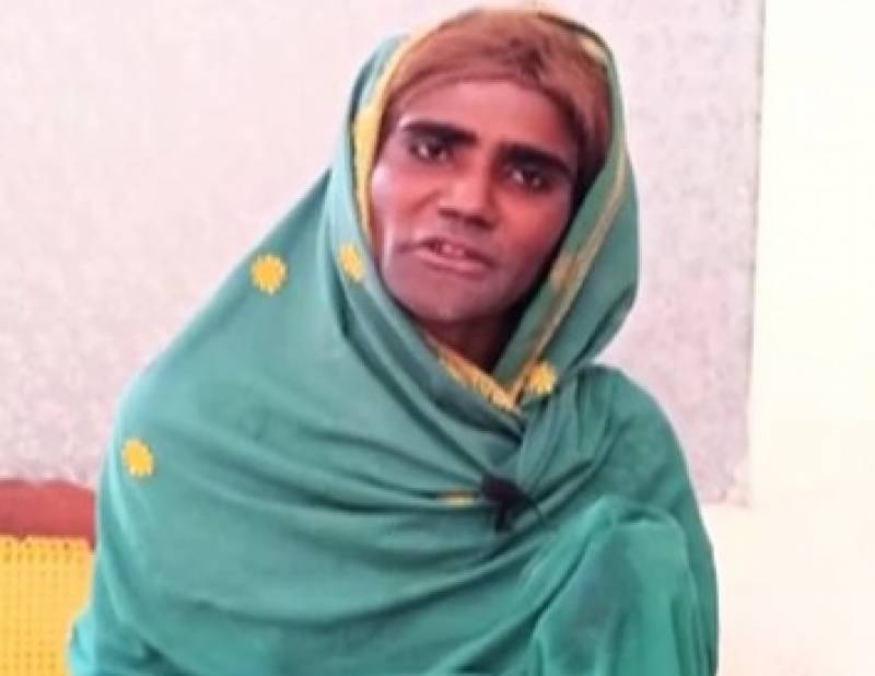 Khanpur 'churail' turns out to be a transgender