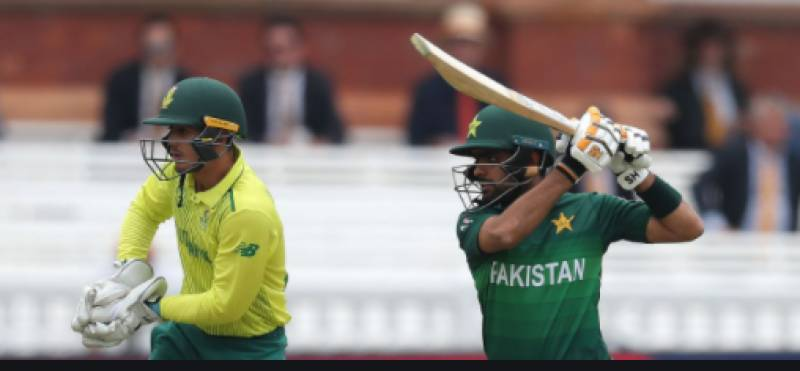 Pakistan announces 17-member squad for first South Africa Test