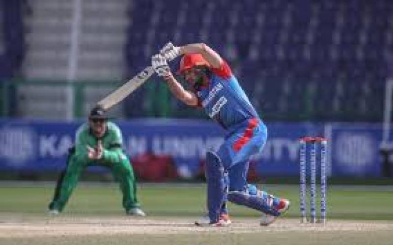 Rahmat century guides Afghanistan past Ireland in 2nd ODI