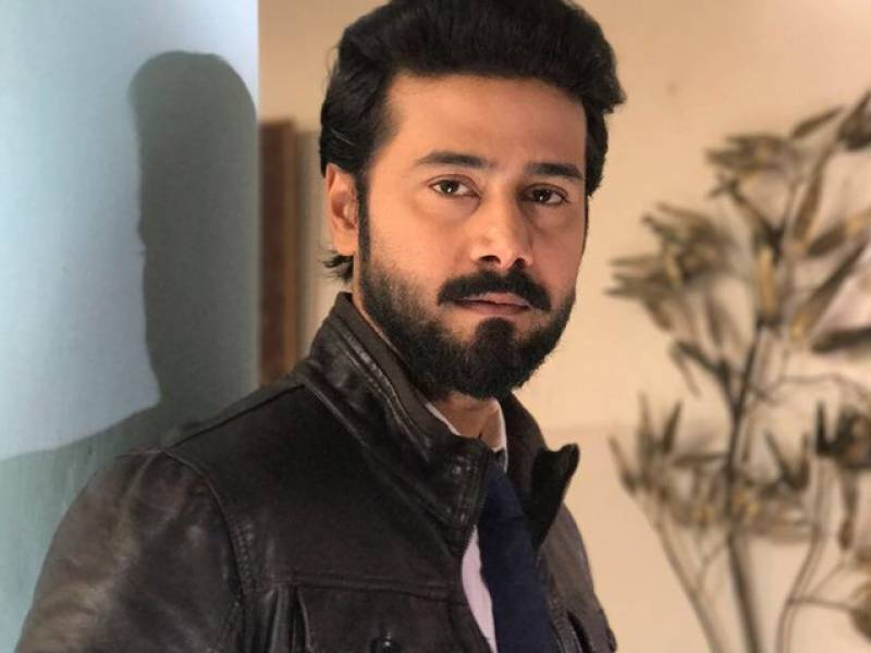 Actor Ali Abbas appeals for prayers as he contracts coronavirus