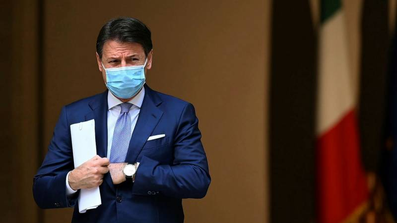 Virus-plagued Italy in political turmoil after PM quits