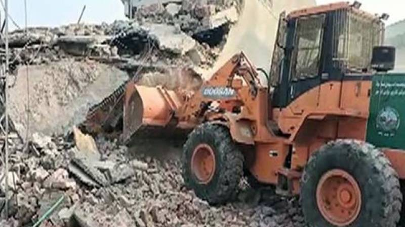 LHC restrains authorities from further demolition of Khokhar Palace