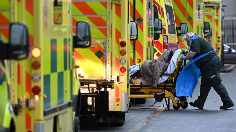 UK records over 100,000 Covid deaths: official data