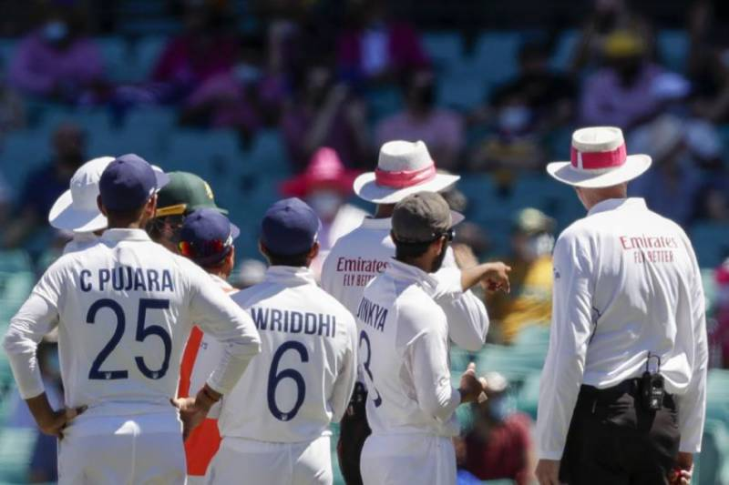 Cricket Australia confirms Indian players racially abused