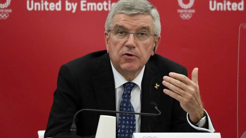 Olympic chief Bach to respond to Tokyo Games fears