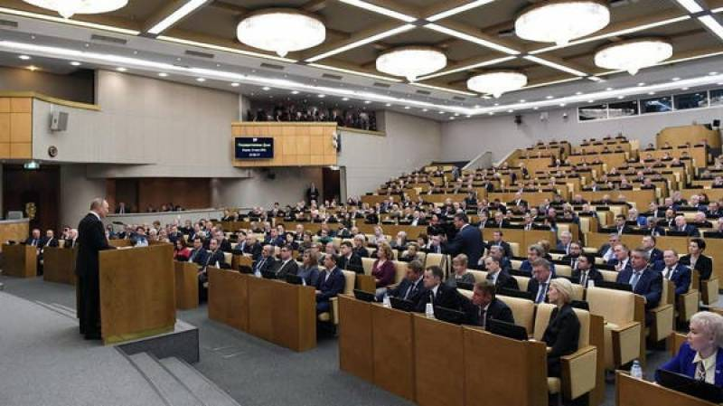 Russia's lower house ratifies New START treaty extension
