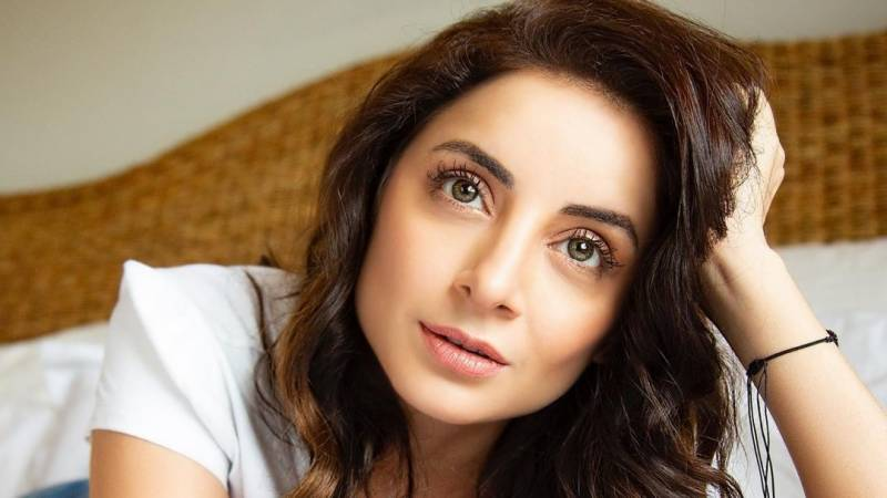 Sarwat Gilani gets trolled after her bold photo for magazine goes viral