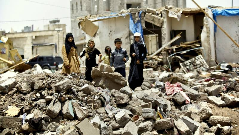 UN concerned clashes in Yemen's Hodeida putting civilians at risk