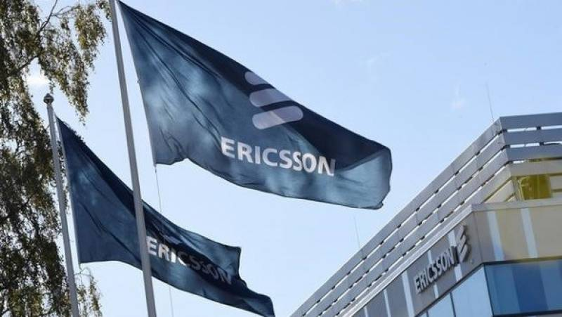 Ericsson posts higher profits, boosted by 5G rollout