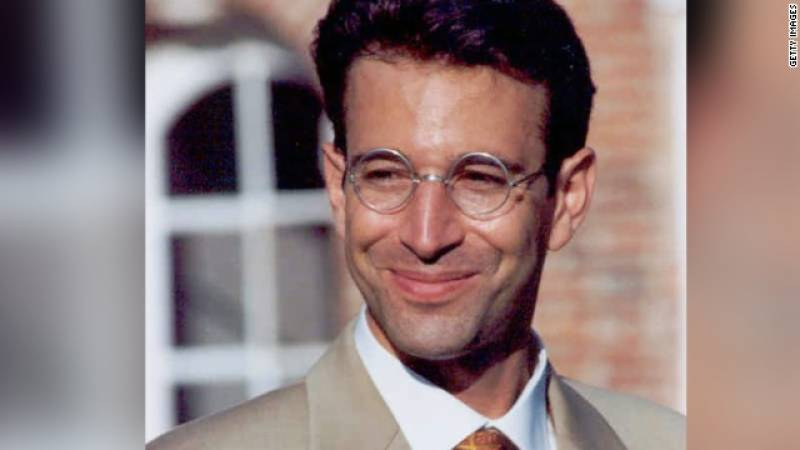 Sindh govt files review petition in SC in Daniel Pearl murder case