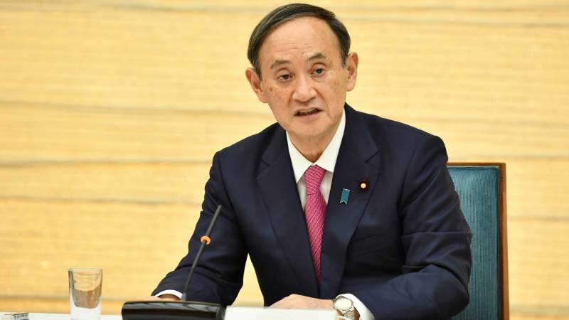 Japan PM says Olympics will unite world in hope
