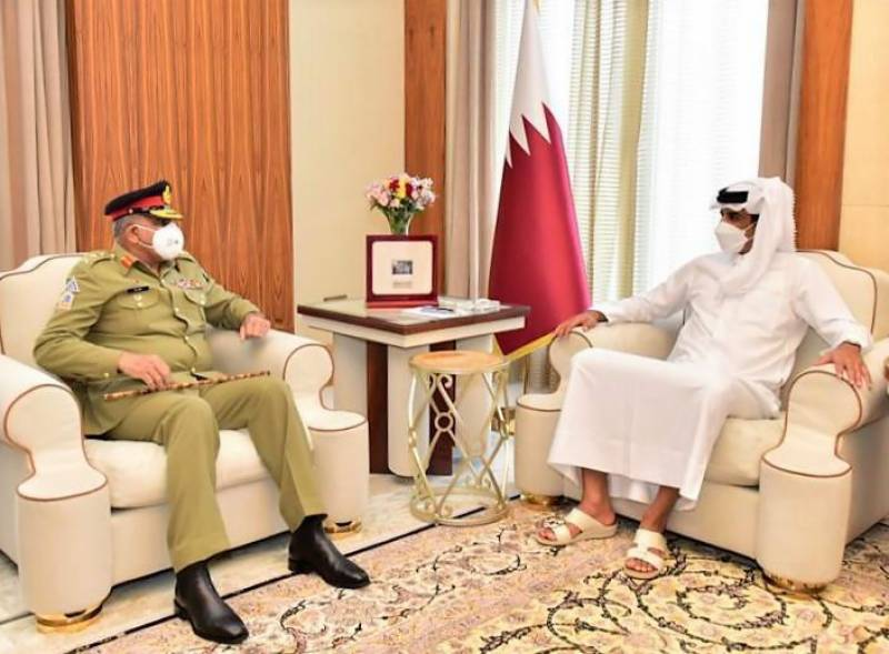 Pakistan, Qatar agree to enhance defence, security cooperation