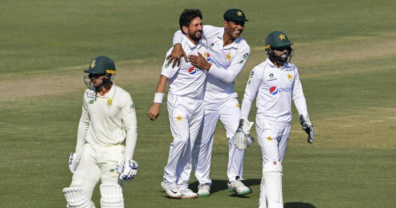 Spin battle was key against S.Africa, says Pakistan's Babar