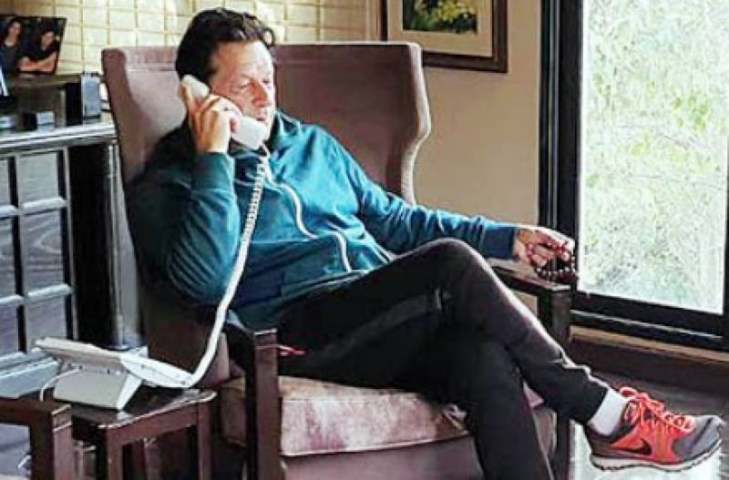 PM Imran to listen to public complaints on phone