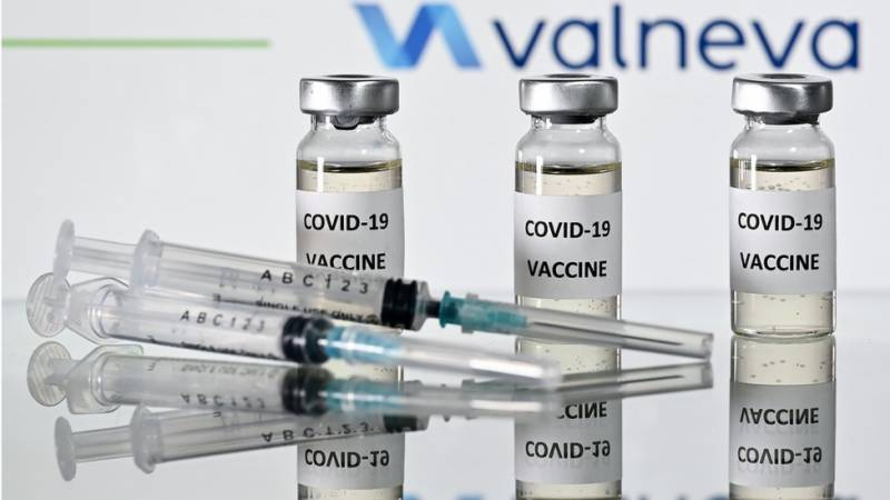 Britain lines up 40m more vaccine doses from Valneva