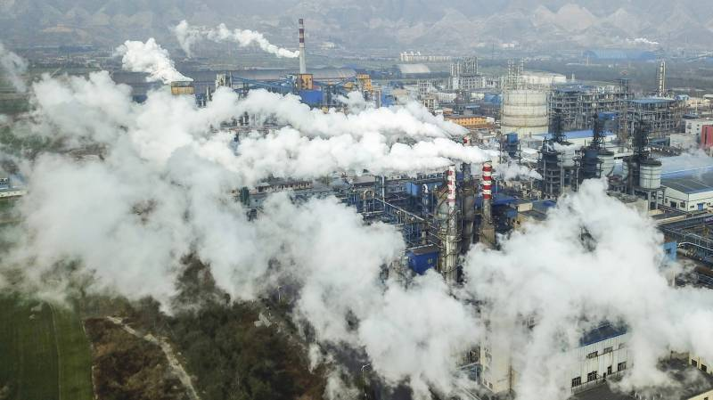 China launches carbon emissions trading scheme