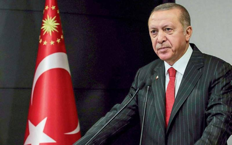 Erdogan lashes out at Turkey's 'LGBT youth'