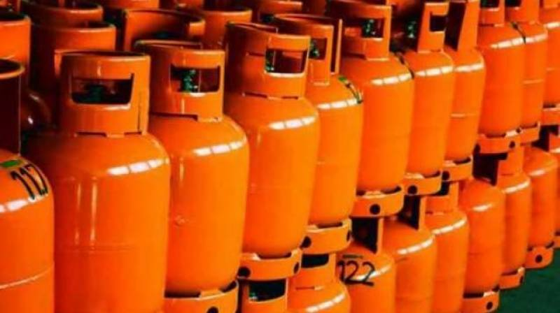 LPG price up by Rs10.37 per kilogramme
