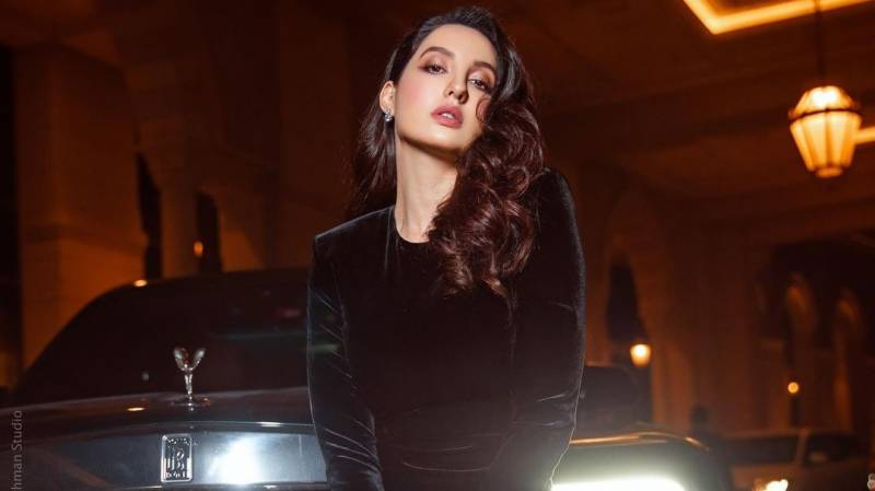 Nora Fatehi releases new video about her upcoming dance performance