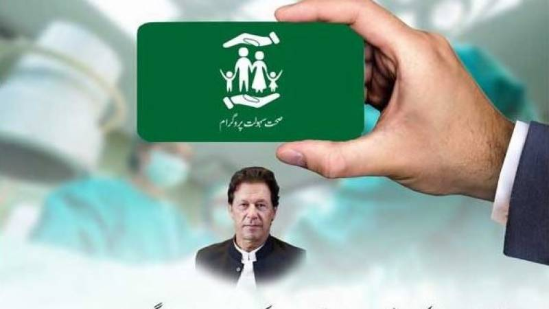 PM congratulates KP for giving health coverage to all citizens