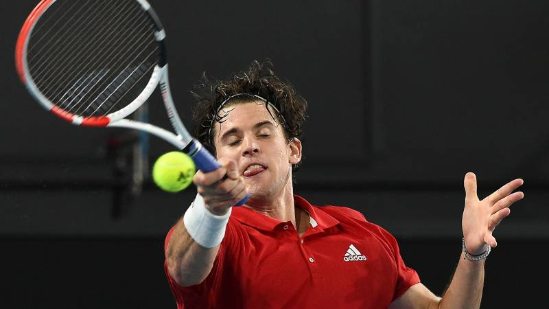 US Open champion Thiem determined to repeat 2020 success
