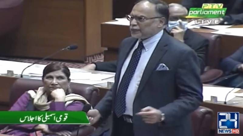 Govt's proposed amendment for 'show of hands' not acceptable: Ahsan