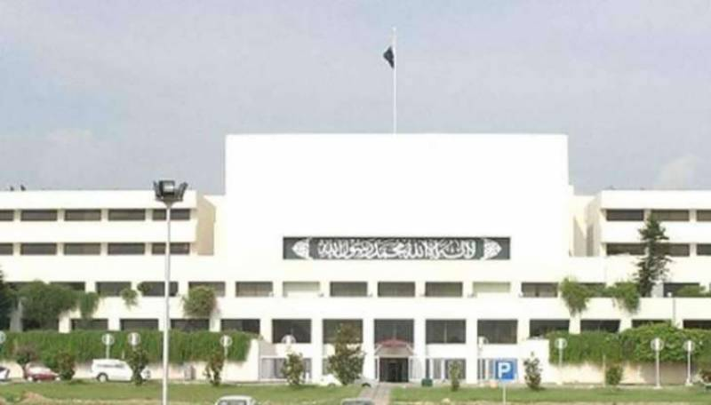 Govt to table 'Show of Hands' amendment in NA today