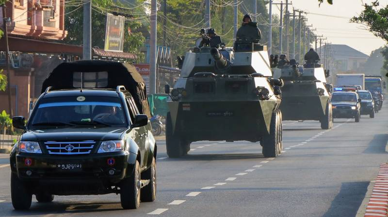 Military coup in Myanmar and what can Pakistan learn about 'Hybrid Democracy' from it?