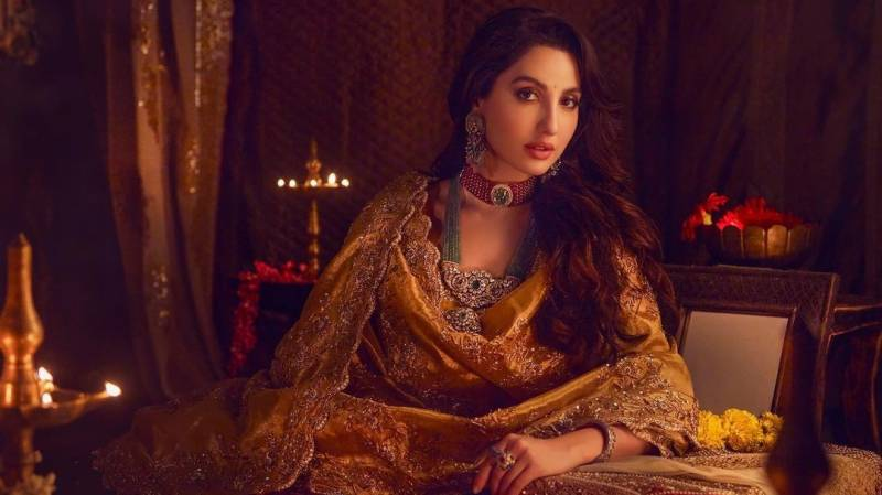 Nora Fatehi shares another teaser of her new video song