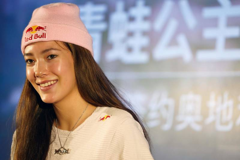 US-born Chinese 'Frog Princess' could reign over Beijing 2022