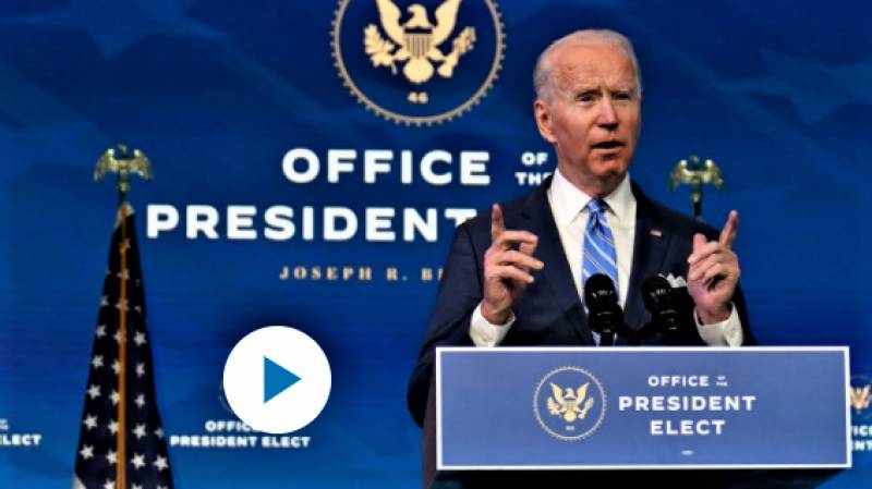 Biden sees 'some' Republican support for big Covid package
