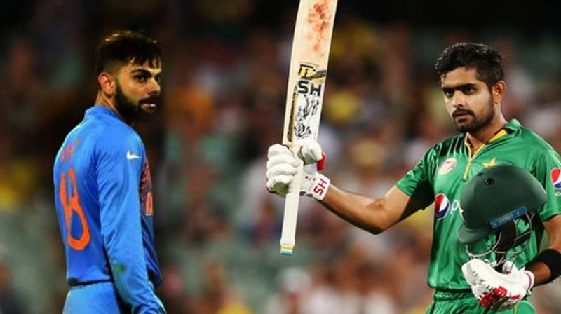 Babar Azam beats Kohli to become 'King of Cover Drive' in ICC poll