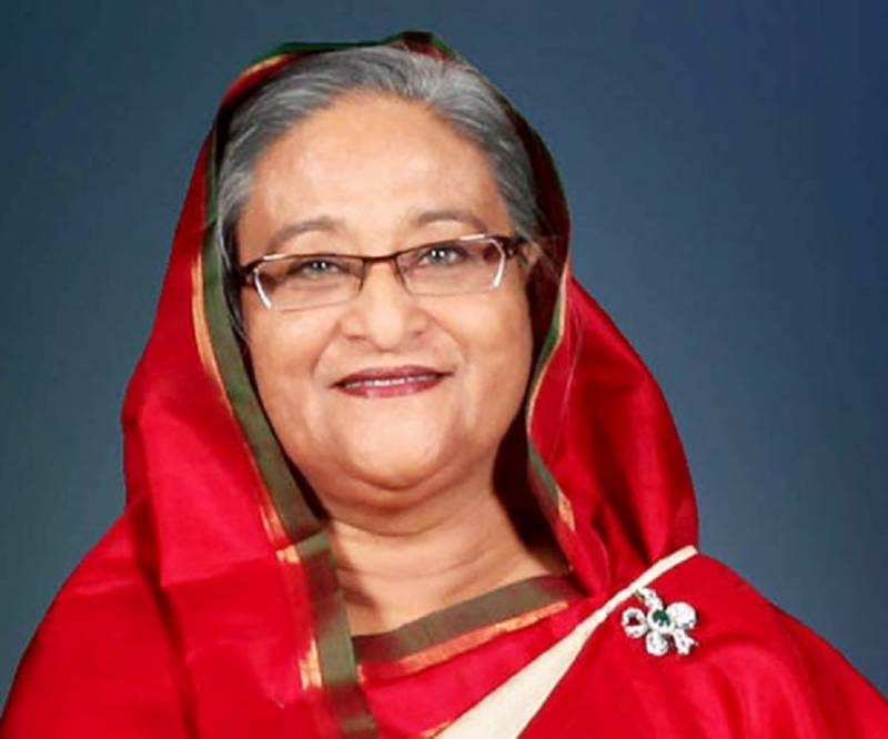 Bangladesh jails 50 over attack on PM's convoy