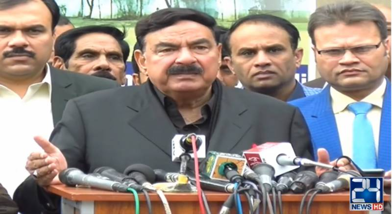 Contest Senate election to cut down on anger, Sh Rasheed asks Fazl