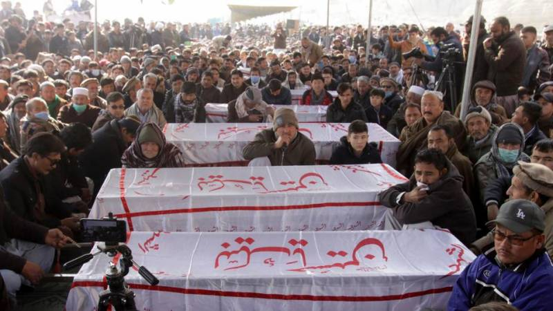 15,000 coalminers reluctant to work after Hazara killings