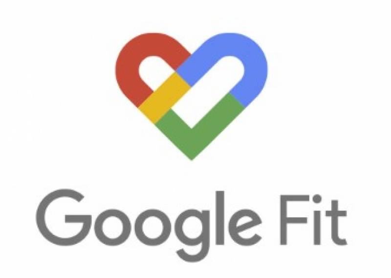 Google fitness app to catch breath and heart rate
