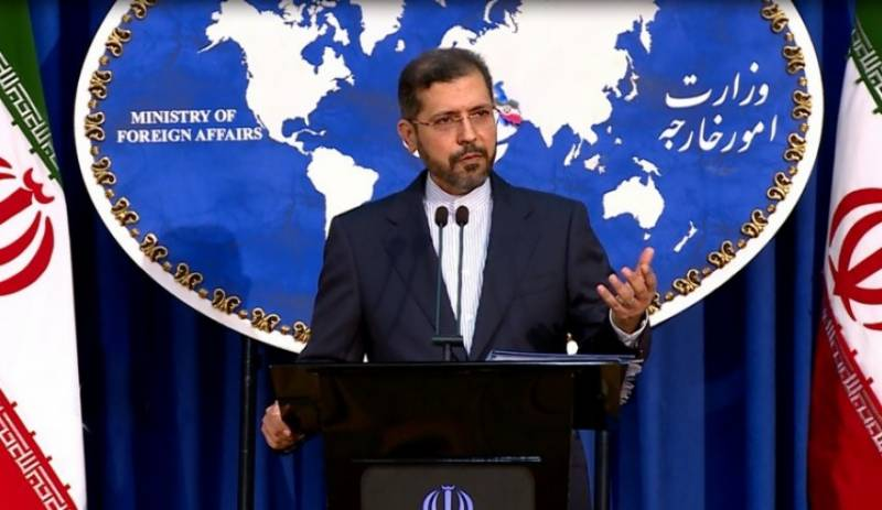 Iran 'strongly' condemns jailing of diplomat in Belgium