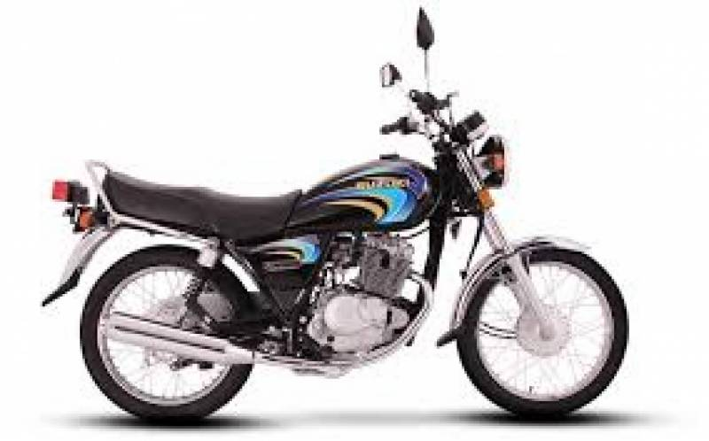 Prices of Suzuki motorcycles up by Rs4,000