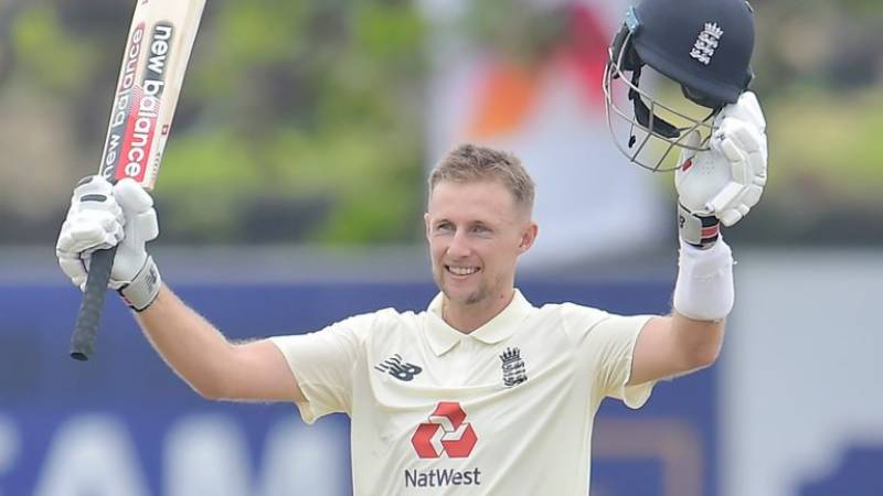 England skipper Root hits ton in 100th Test