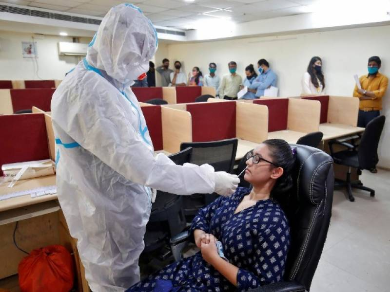 Why India's coronavirus cases have fallen so sharply