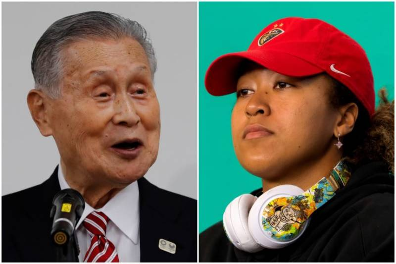 Tennis star Osaka slams 'ignorant' sexist comments by Tokyo Olympics chief