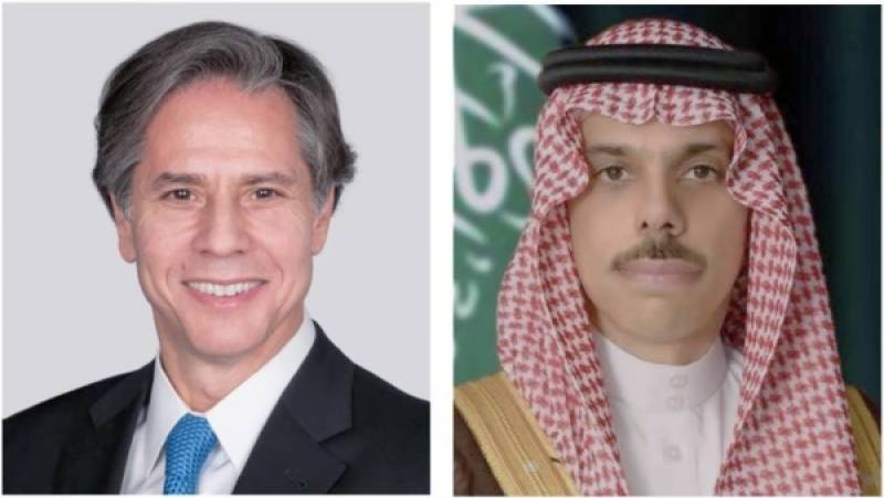 Blinken calls for an end to war in Yemen in first call with Saudi counterpart