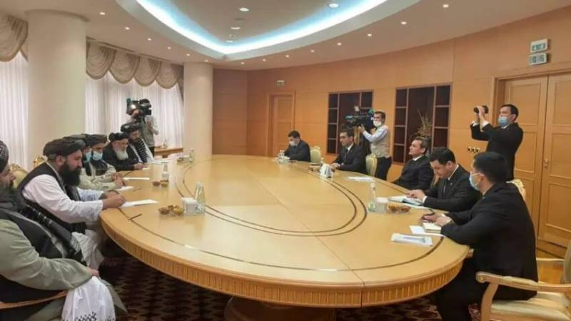 Turkmenistan, Taliban hold talks over energy, infrastructure projects
